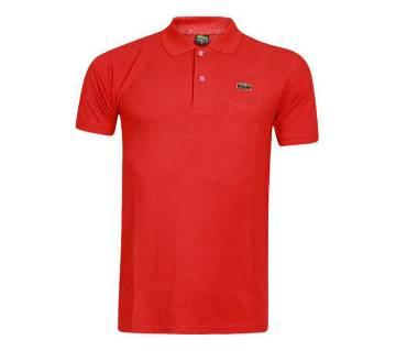 Gents half sleeve polo shirt