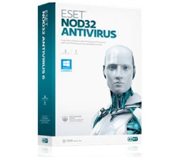 E-set Antivirus (3 user)
