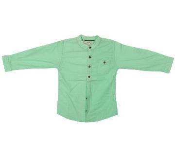 Remi Cotton Kids Full Shirt