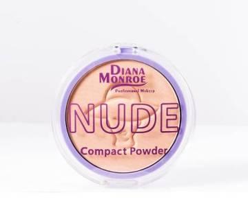 Diana Monroe - Nude কমপ্যাক্ট পাউডার শেড 04 (Turkey)