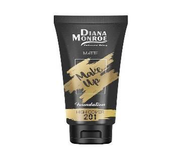 Diana Monroe - Matte Foundation Shade 01 (Turkey)
