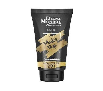 Diana Monroe - Matte Foundation Shade 02 (Turkey)