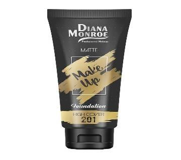 Diana Monroe - Matte Foundation Shade 04 (Turkey)