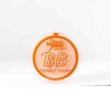 Diana Monroe - BB Cream কমপ্যাক্ট পাউডার শেড 01 (Turkey)