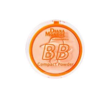 Diana Monroe - BB ক্রিম কমপ্যাক্ট পাউডার শেড 04 (Turkey)