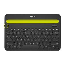 Keyboard Logitech Bluetooth k480 Multi-device - Black.