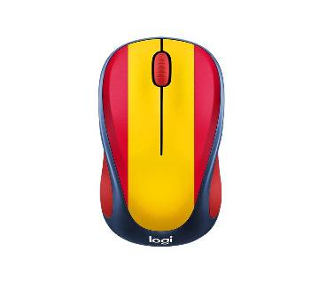 Logitech M238 Wireless Mouse (Spain Flag Painted)