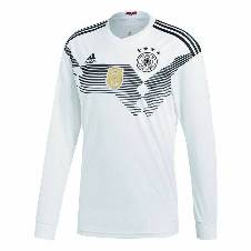 2018 World Cup Germany Home Jersey - Full Sleeve (Copy)