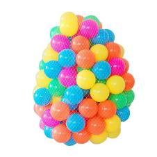 Plastic Water Pool Balls - 50pcs - Multi-color