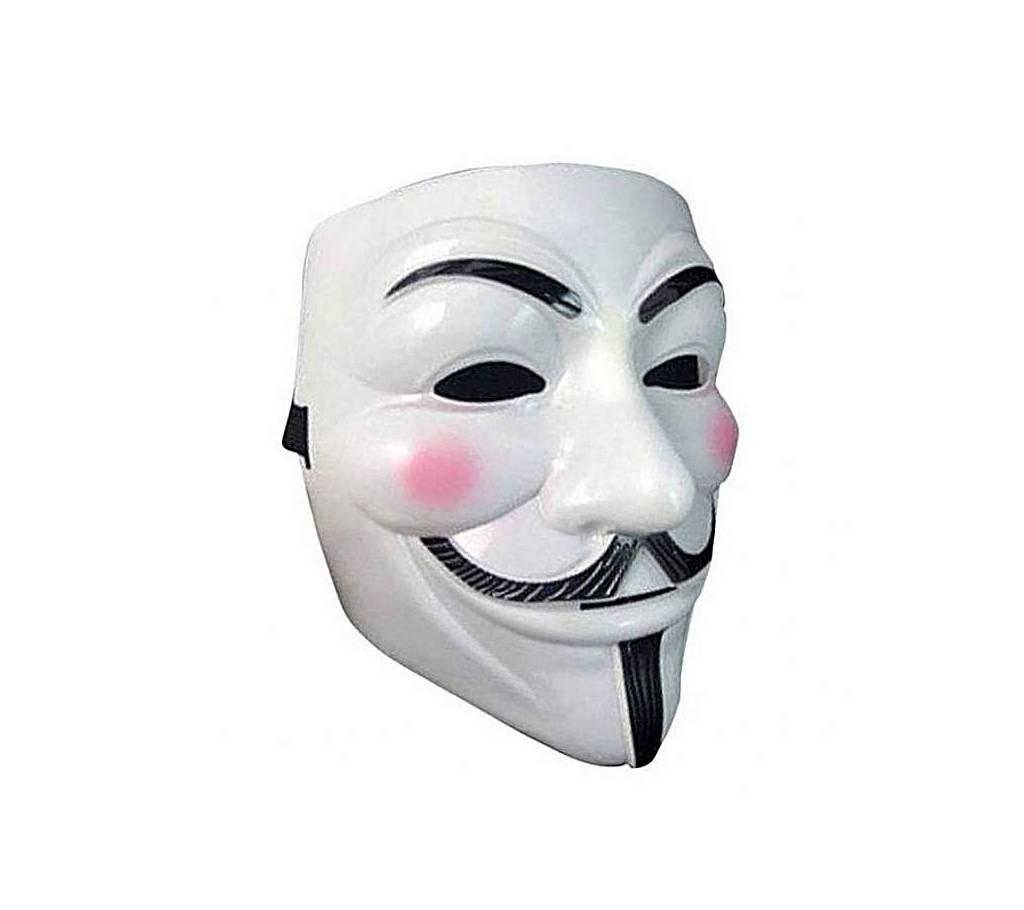 Anonymous মাস্ক- White বাংলাদেশ - 789132