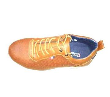 Faux Leather Casual Shoes For men