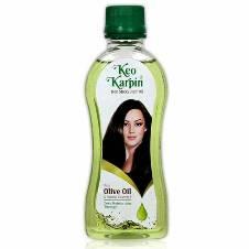 Keo Karpin Non Sticky হেয়ার অয়েল- 300ml India