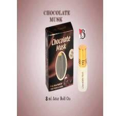 Al nuaim Chocolate Musk Halal আতর 8ml (India)