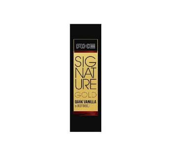 AXE Signature Gold Dark Vanilla and Oud Wood পারফিউম ফর মেন India