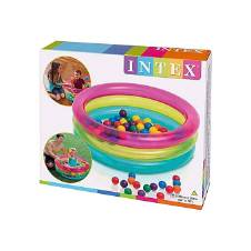 Intex Baby Bath Tub - Multi-color