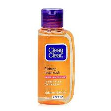 Clean & Clear Foaming Facial Wash for Women - 100m India