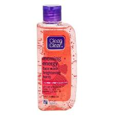 Clean & clear morning energy face wash (Berry) 100m India