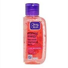 Clean & clear morning energy facewashBerry) 50ml India