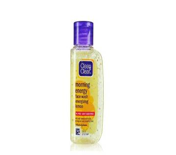 Clean & Clear Morning Energy Face Wash lemon - 50m INDIA