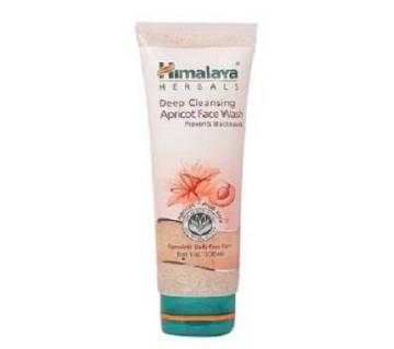 Himalaya Deep Cleansing Apricot Face Wash 100ml India