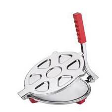 "Jumbo Stainless Steel Roti Maker - 8.5"" - Silver"