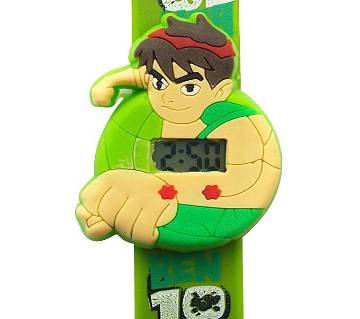 Ben-10 Wrist Watch for Kids - Green
