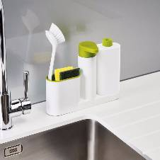 3-piece sink tidy set