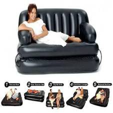Air Sofa Bed 5 in 1 with pumper