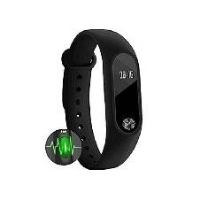 M2 Smart Fitness Band - Black