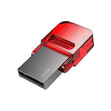 Baseus 32GB OTG USB Type C Flash Drive for PC Macbook - Red