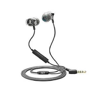 QKZ QKZ DM7 Zinc Alloy Hifi Super Bass In Ear Earphones - Black