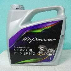 Hi Power Gear Oil API Gl5 EP140 ইঞ্জিন অয়েল
