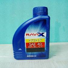 Ravox 600ml API SC-CC engine oil