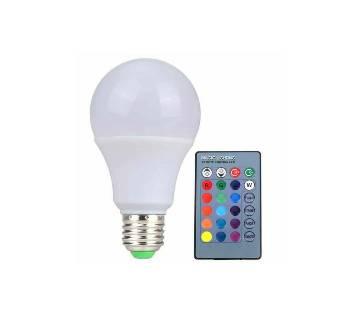 16 Color LED Remote Lamp (5 Watt)