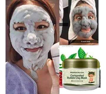 Bioaqua Bubble clay Mask (Korea)