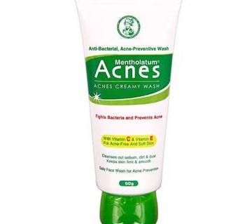 Acnes facewash (Japan)