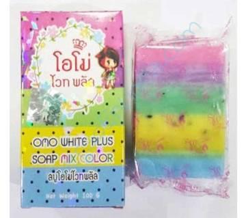 OMO white plus soap (England)