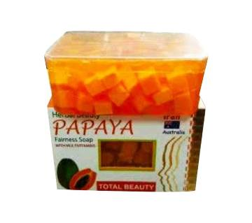 Ifair papaya Fairness Soap-135mg-Phillipine