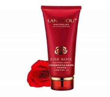 Fire Rose Facewash-120gm-Taiwan