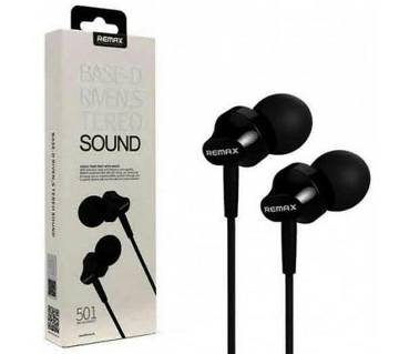 Remax Rm 501 original earphone
