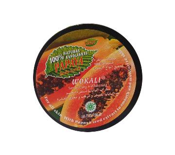 fruits of wokali Body Scrub