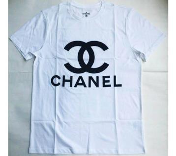 Chanel - ম্যানস কটন টি-শার্ট