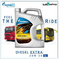 Gazpromneft Diesel Extra 20W-50 (5 Litre)