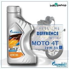 Gazpromneft Moto 4T 20W-50 (1 Litre)