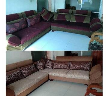 Victorian Sofa renovation-local