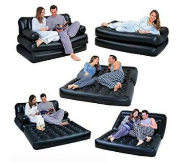 Pump sofa and bed