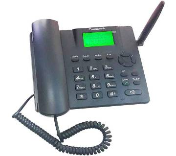 PANASONIC ডুয়াল সিম GSM টেলিফোন সেট