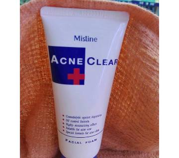 Mistine ACNE CLEAR FACIAL FOAM (Thailand)