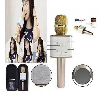 Wireless Bluetooth Microphone Karaoke Speaker
