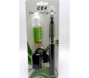 ই-সিগারেট with ই-লিকুইড - CE4 - Black